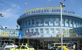 airport Bucharest car hire