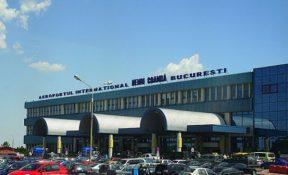airport Bucharest rent a car