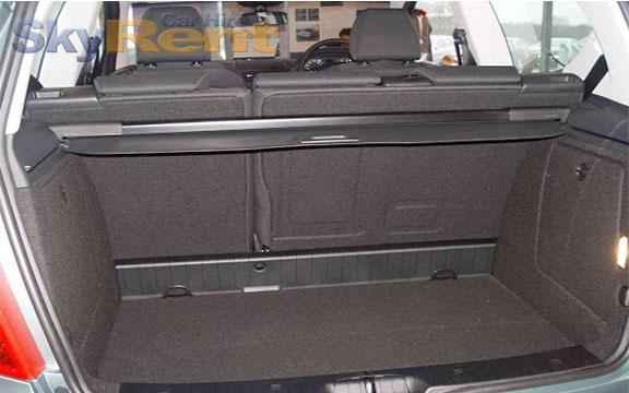 w169 багажник автопрокат bolgariq