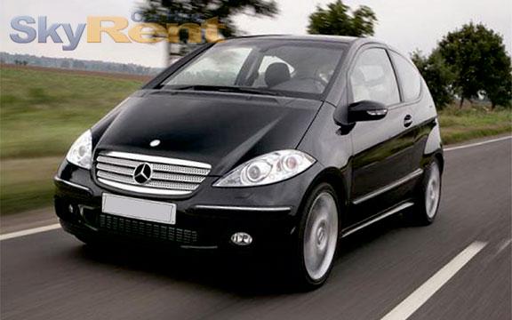 a class car hire bulgaria