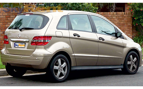 bulgaria car rental mercedes benz b class