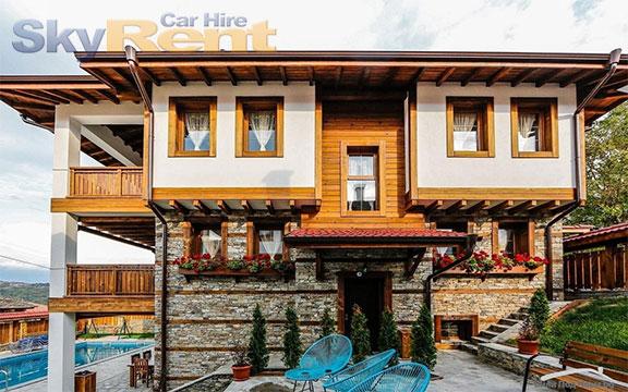 аренда автомобилей в Болгарии Гоце Делчев