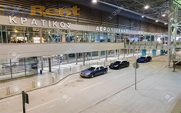 adrenda avto aeroport saloniki