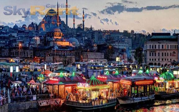 аэропорт Стамбул прокат автомобилей