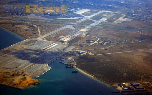 airport thessaloniki car hire
