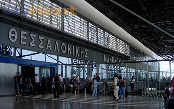 airport thessaloniki rent a car