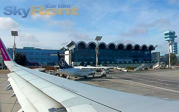 bucharest airport rent a car
