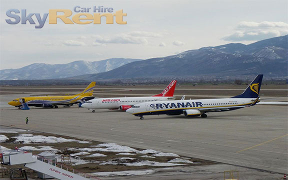 car hire airport plovdiv