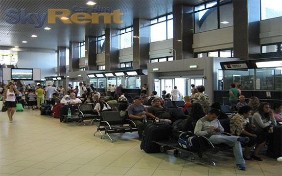 car rental airport bucharest