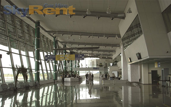 car rental airport plovdiv
