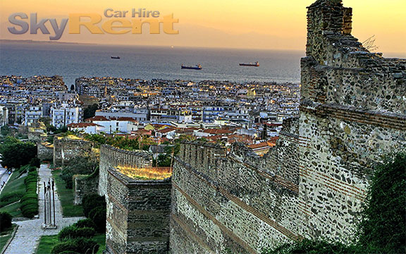 rent a car in airport thessaloniki