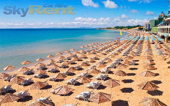 car rental sunny beach bulgaria