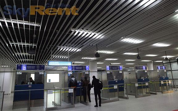 rent a car in sofia airport
