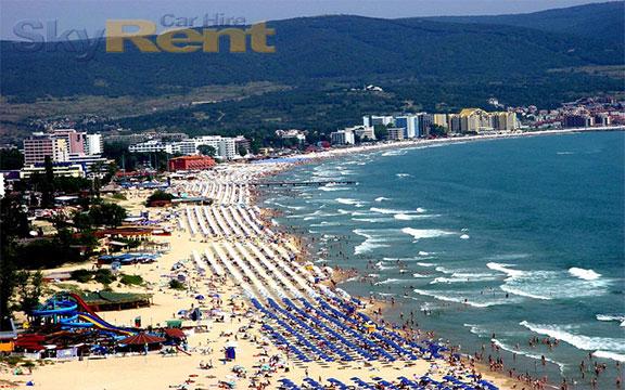 rental car bulgaria sunny beach