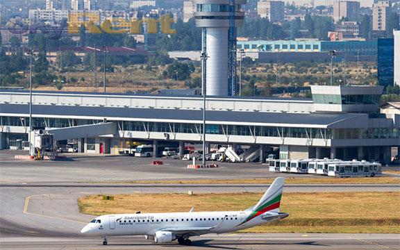 sofia airport car rental