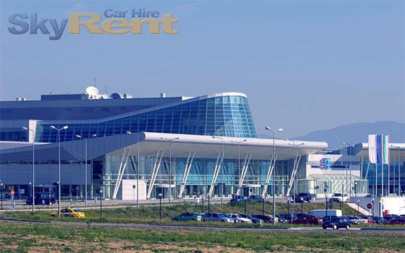 sofia airport rent a car
