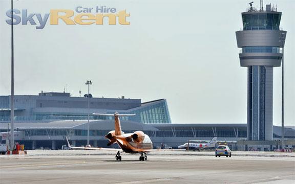 sofia airport sky rent a car