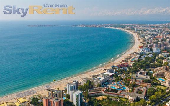 sunny beach bulgaria car hire