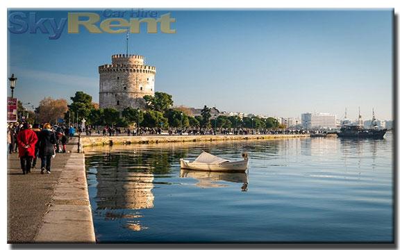 car hire in thessaloniki greece