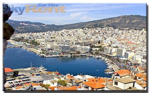 kavala greece rent a car