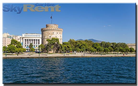 rent a car greece thessaloniki