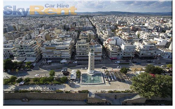 аренда автомобилей в Греции александруполис