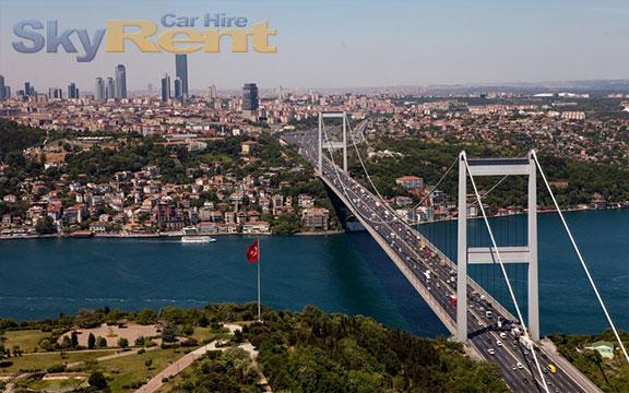 car rentals istanbul airport ist