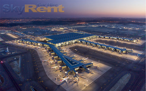 rent a car airport istanbul