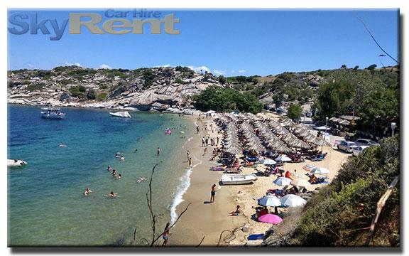 rent a car in greece serres