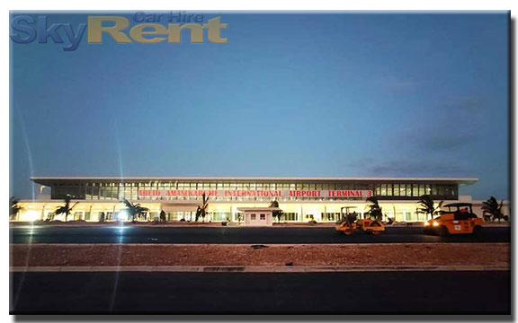 аренда автомобиля в аэропорт Занзибара