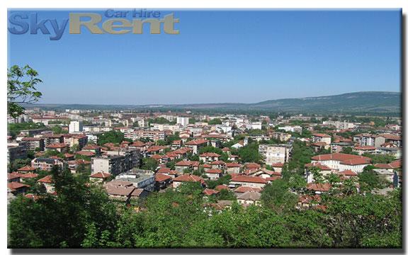 аренда автомобиля в Болгарии софия