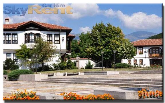 аренда автомобилей в Болгарии