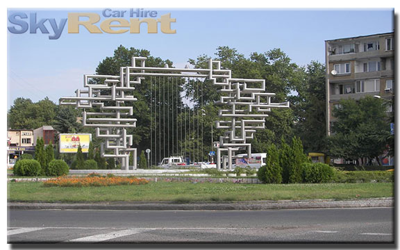 аренда автомобиля в Болгарии Курджали