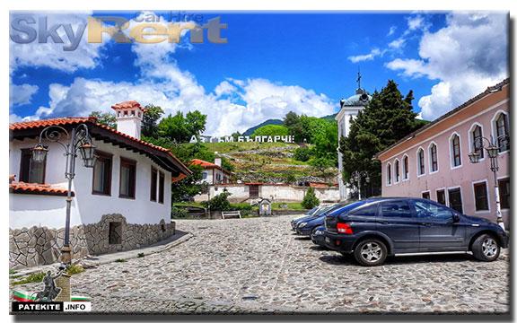 аренда автомобиля в болгарии сопост