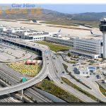 athens airport car hire greece