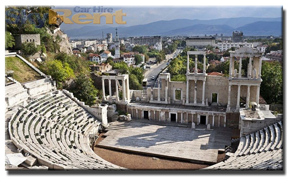 car hire in plovdiv
