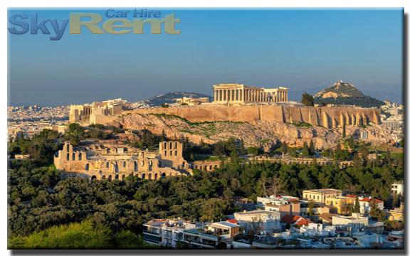 прокат автомобилей греция
