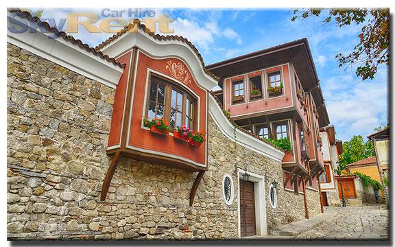 rent a car plovdiv bulgaria