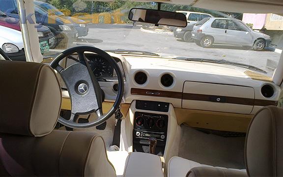 аренда авто в болгарии mercedes w123
