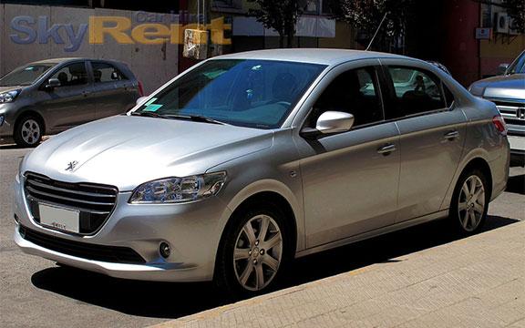 аренда машины болгария peugeot 301