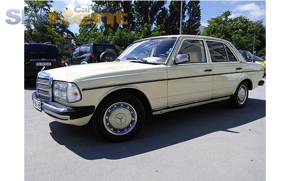 авто напрокат в болгарии mercedes w123