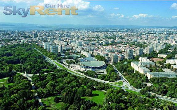 půjčit auto varna bulharsko