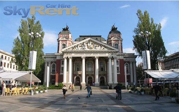 autopůjčovna sofia bulharsko