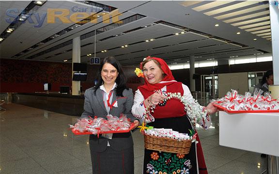 pronájem auta bulharsko bourgas letiště