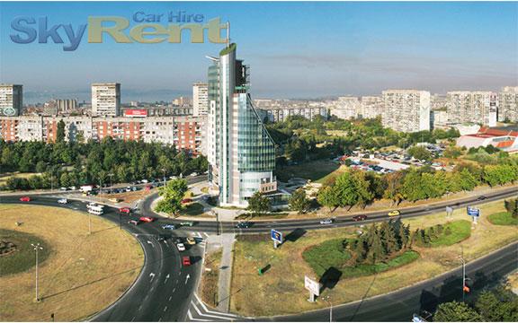 pronájem auta letiště burgas bulharsko bez platby předem