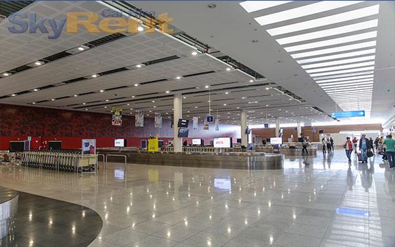 pronájem auta letiště burgas bulharsko