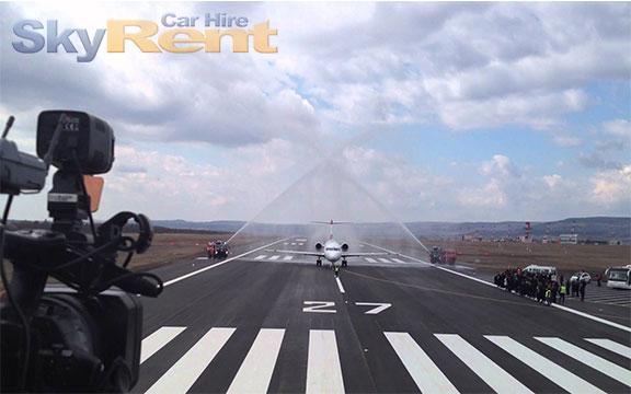 pronájem auta varna bulharsko letiště ziskové