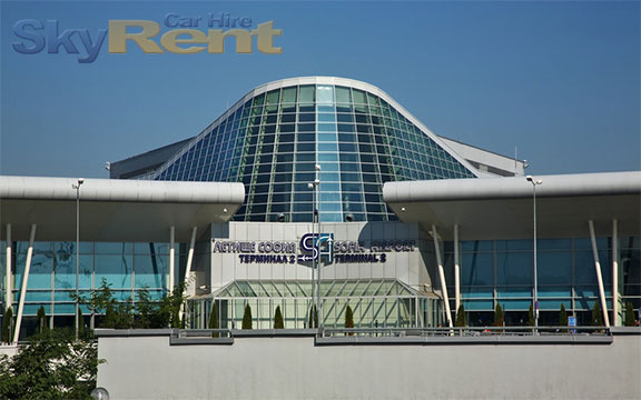 půjčovna aut sofie letiště bulharsko ekonomická třída