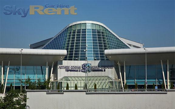 wynajem samochodów sofia lotnisko bułgaria ekonomická třída