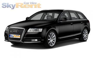 Забронировать Audi A6 Avant